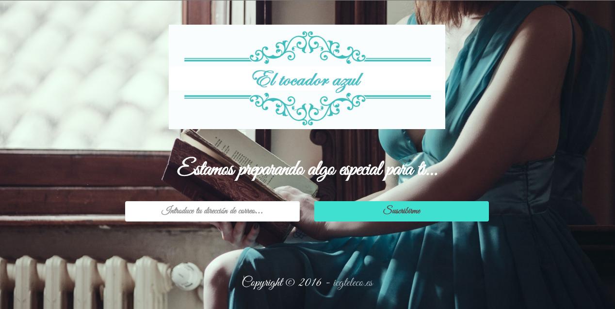 El tocador azul tienda de ropa Online